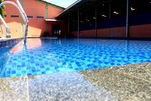 Sinar Sport Hotel Bengkulu - Kolam Renang