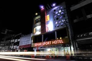 Sinar Sport Hotel Bengkulu - Tampak Luar