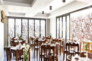 Hardys Rofa Hotel Legian - Ruang makan