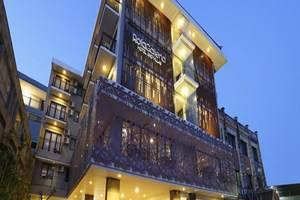 Hardys Rofa Hotel Legian - Tampilan Luar Hotel