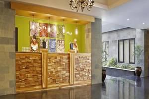 Hardys Rofa Hotel Legian - Resepsionis