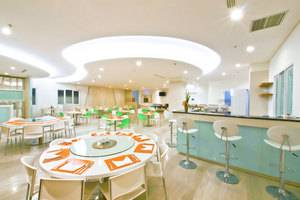 Everbright Hotel Surabaya - Restaurant