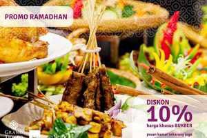 Grand Tjokro Yogyakarta - Promo