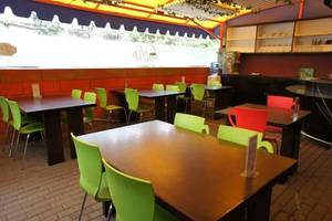 Mine Home Hotel Cihampelas Bandung - Restoran