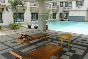 Hotel Mega Anggrek Jakarta - Dek berjemur