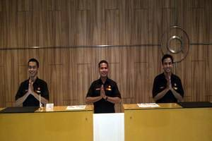 Amaris Hotel Kupang - Ucapan Selamat datang