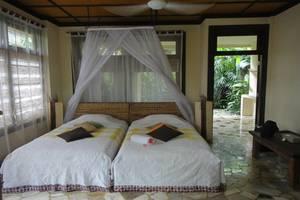 Puri Cantik Ubud Bali - Kamar