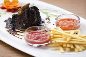 The Grove Express Hotel Jogja - Menu