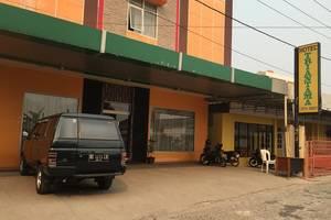 Triantama Hotel Palembang - Tampilan Luar Hotel