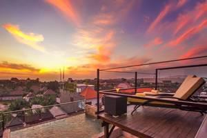 Seminyak Suite & Shiseido Spa Bali - balkon