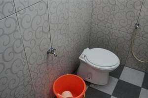 Hotel Krisan Kendari - Kamar mandi