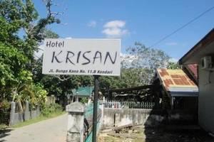 Hotel Krisan Kendari - Eksterior