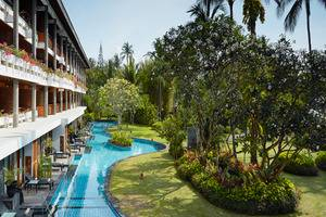 Melia Bali - Lagoon Pool