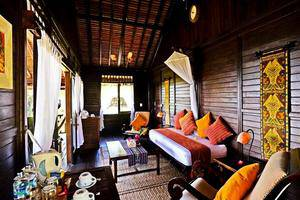 Samawa Seaside Cottages Sumbawa - Ruang Bersantai