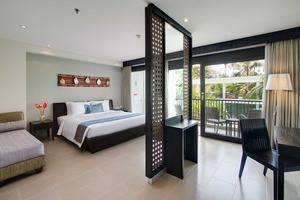 The Camakila Legian Bali - Kamar Deluxe Double
