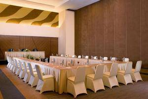 Hotel Santika Bangka - Meeting room.