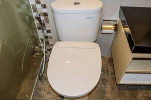 NIDA Rooms Pejatan Barat Pasar Minggu Jakarta - Kamar mandi