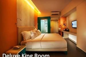 Blue Sky  Petamburan - Deluxe Tempat Tidur King