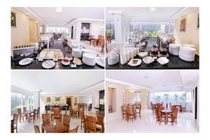 Kembang Hotel Bandung - Lobi dan restoran