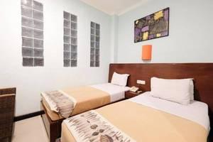 D' Bugis Ocean Hotel Makassar Makassar - KDeluxe Twin