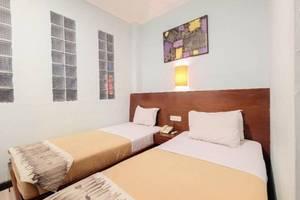 D' Bugis Ocean Hotel Makassar Makassar - Deluxe Twin