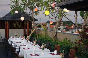 Royal Singosari Kuta Bali - Rooftop Bar