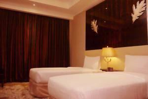 Sutan Raja Hotel Bandung - Kamar standar