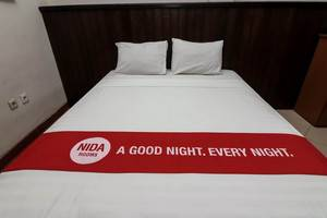 NIDA Rooms Legian Beach Pengera Cikan Kuta - Kamar tamu
