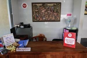NIDA Rooms Legian Beach Pengera Cikan Kuta - Resepsionis