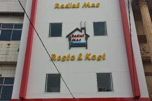 Radial Mas Resto & Kost