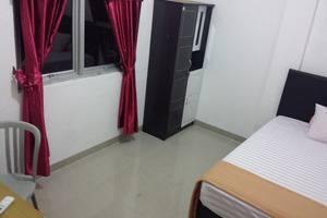 Radial Mas Resto & Kost Palembang - satu tempat tidur single