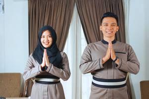 Sofyan Hotel Cut Meutia Menteng - Reception