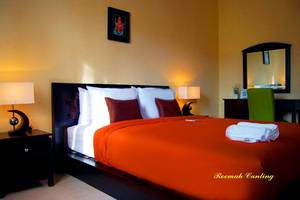Roemah Canting Homestay Yogyakarta - Kamar
