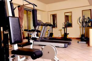 Marbella Hotel Convention & Spa Anyer - Fitness Center
