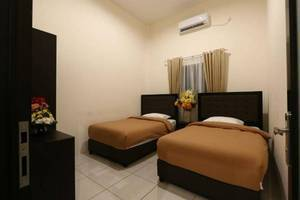 Hotel The Radiant Cirebon - Kamar tamu