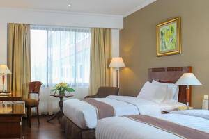 Hotel Salak The Heritage Bogor - Superior Twin
