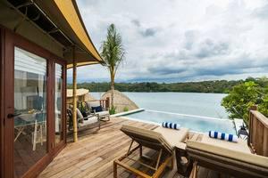 Menjangan Dynasty Resort Bali - Teras