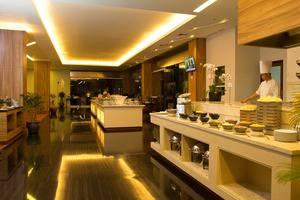 Nexa Hotel Bandung - Makanan dan minuman