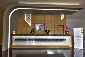 Nexa Hotel Bandung - Reception