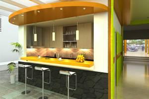 Grha Ciumbuleuit Guest House Bandung - Dapur