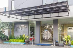 Anaya Home Hotel Medan - Building of anaya hotel