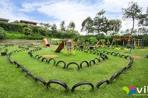 Villa Q - 17 Istana Bunga - Lembang Bandung Bandung - Eksterior