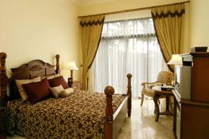 Saraswati Borobudur - Standar tempat tidur Queen