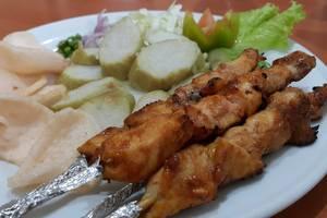 Saraswati Borobudur - Satai Ayam