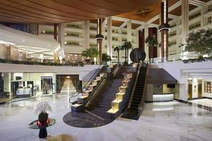 Grand Melia Jakarta - Lobby Lantai Dasar