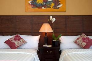 Abian Srama Hotel Bali - Tempat tidur Twin
