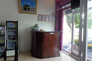Hotel Musafir Inn Padang - Resepsionis