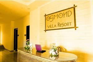 Osmond Villa & Resort Bandung - Lobi