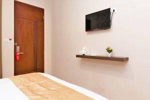 ZEN Rooms Mataram Airlangga Lombok - Kamar Double