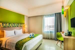Pesonna Hotel Makassar - Deluxe Room
